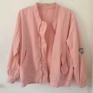 Thin Pink Bomber
